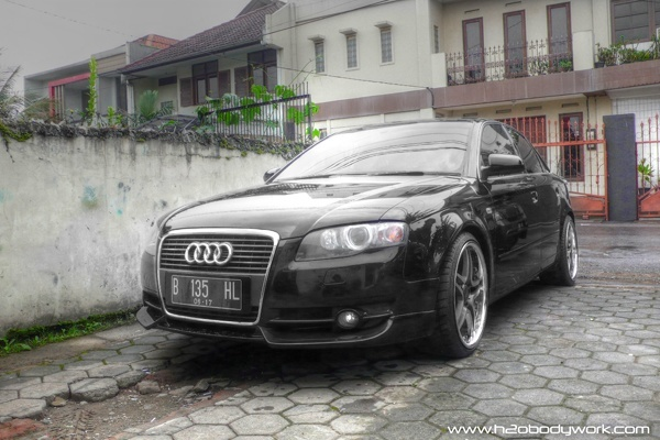 Audi A4 modifikasi3