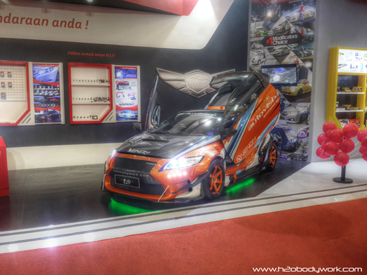 Modifikasi Honda CRZ - 2