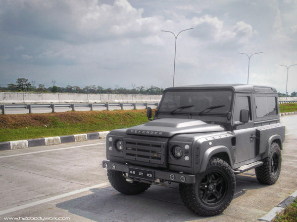Land Rover Modified